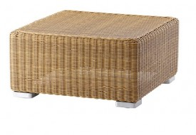 Cane line Chester Footstool