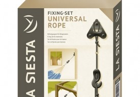 La Siesta Fixing Set Universal Rope for Hammocks