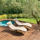 caribe with cushions