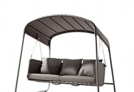Cane line Cave Garden Swing Seat