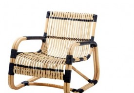 Cane line Curve Lounge Chair