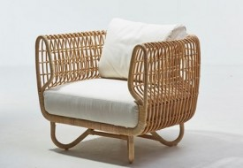 Cane line Nest Club Chair