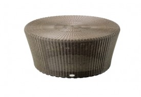 Kingston Footstool by Cane-line