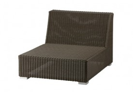modular outdoor seating from dedon and cane line. Black Bedroom Furniture Sets. Home Design Ideas
