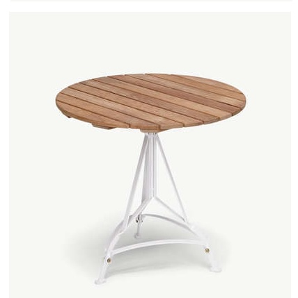 grenen table round