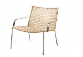 Cane line Straw Lounge Chair