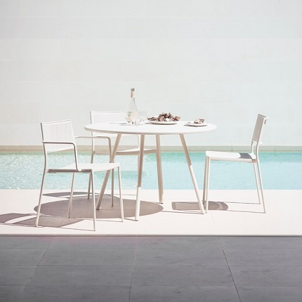area table white