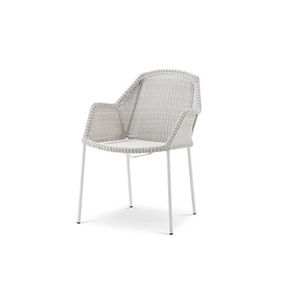 breeze white chair