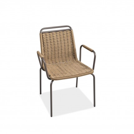 portofino chair with arms