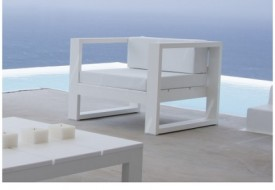 Na Xemena Armchair by Gandia Blasco
