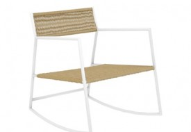 Gandia Blasco Tituna Rocking Chair