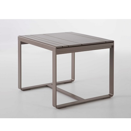 flat high table small