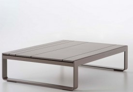 Gandia Blasco Flat Low Coffee Table