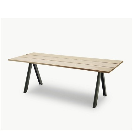 overlap table green