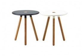 Area Stool by Cane-line