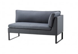 Flex 2 Seater Sofa - Left by Cane-line