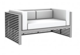 DNA Sofa by Gandia Blasco