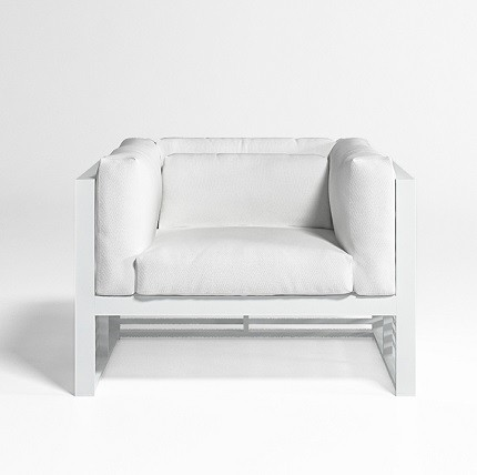 DNA chair white