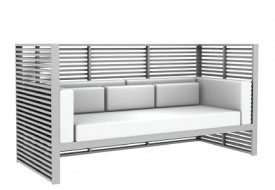 DNA Highback Sofa by Gandia Blasco