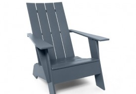 Adirondack Slat Compact Chair by Loll Designs
