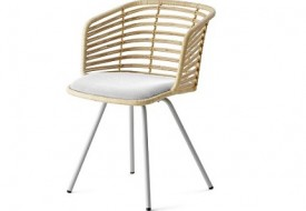 Spin Rattan Chair by Cane-line