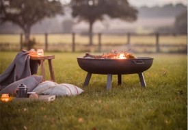 Foscot Fire Pit by Garden Trading