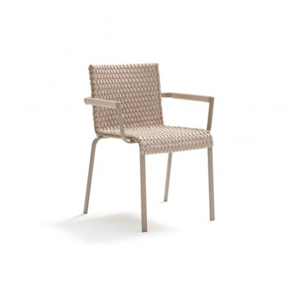 key west dining chair with arms