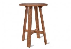 St Mawes Round Bar Table by Garden Trading