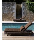 presley loungers mocca