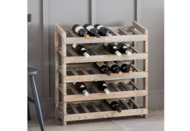 Aldsworth Wine Rack - Spruce by Garden Trading