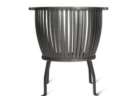 Barrington Fire Pit - Large by Garden Trading