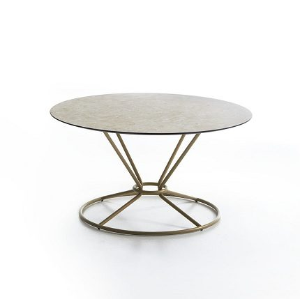 gravity table with hpl top