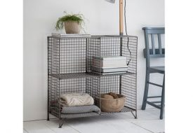 Portobello Shelving Unit Mesh by Garden Trading