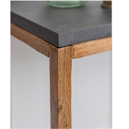 chilson console table close up