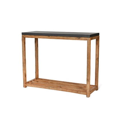 chilson console table cut out