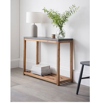 chilson console table