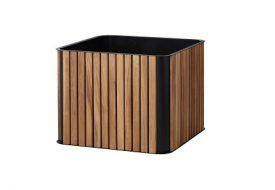 Flowerbox Square Planter by Cane-line
