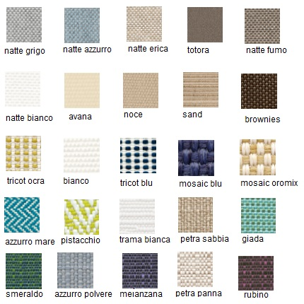 roberti fabric colours