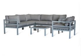 West Strand Corner Sofa Furniture Set by Garden Trading