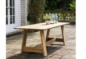 Whitcombe Table - Teak by Garden Trading