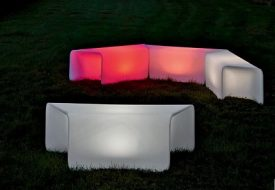 Nova Illuminated Bench by MyYour