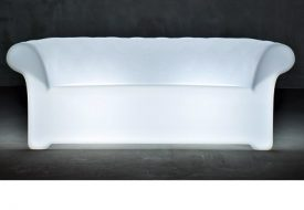 Sirchester Illuminated Sofa by Serralunga