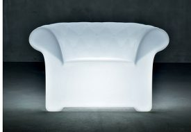 Sirchester Illuminated Armchair by Serralunga
