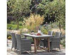 Chilson Table and Driffield Chair Set by Garden Trading
