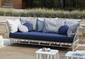 Hamptons Graphics Sofa by Roberti