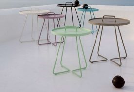 On the Move Side Table - Small by Cane-line