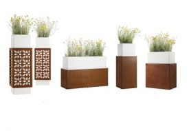 One in One Planters by Flora