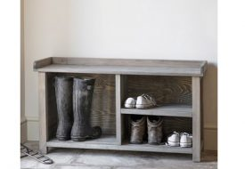 Aldsworth Welly Bench - Spruce by Garden Trading